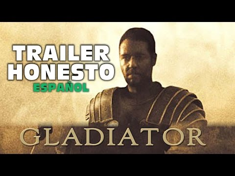 Trailer Honesto- Gladiator (видео)