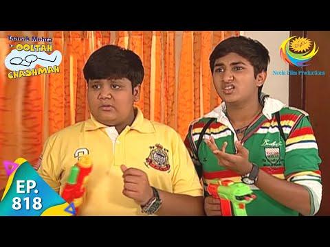Taarak Mehta Ka Ooltah Chashmah - Episode 818 - Full Episode