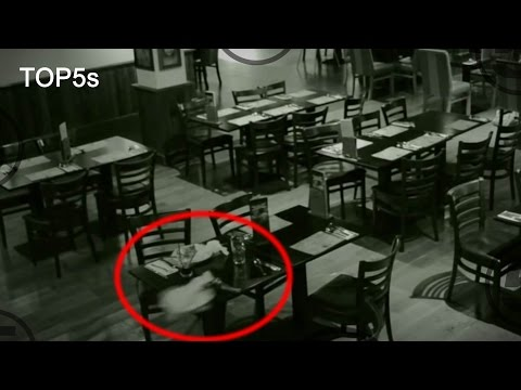 5 Scariest Pieces of Paranormal Footage Ever Recorded