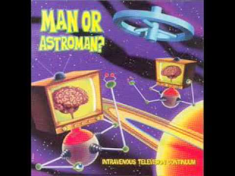 Man or Astroman Interview (John Peel)