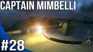 This is Part 28 of my Gameplay Walkthrough for Men of War Red Tide. This is the Mansteins Big Guns Campaign mission called The Attack of Captain Mimbelli. Me...
