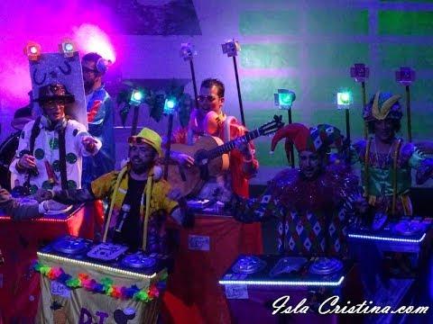 Murga «Las pincho toas» (Cartaya) – Preliminares.