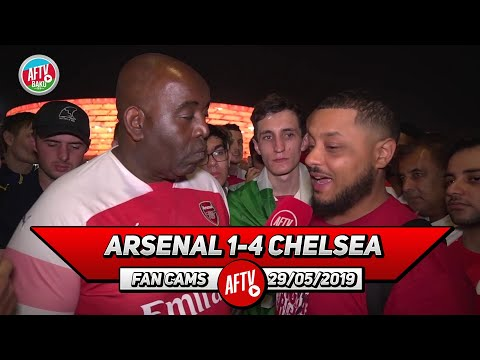 Arsenal 1-4 Chelsea | The Players Should Refund Every Fan ( Emotional Troopz)
