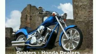 4. 2013 Honda Fury Base Specs