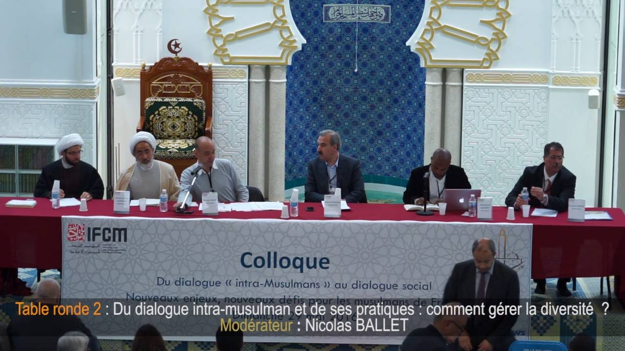 Colloque du
