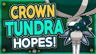 10 Hopes for the Crown Tundra! Pokémon Sword and Shield Expansion by HoopsandHipHop