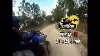 6. TrailOut Expedition Series (00) Support Vehicle - Kymco Mxu 500