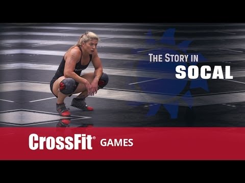 SOCAL - After two weeks of competition in which multiple CrossFit Games veterans failed to qualify, SoCal athletes took the floor at one of the most hotly contested ...