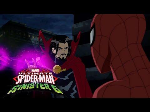 Ultimate Spider-Man 4.03 (Clip)