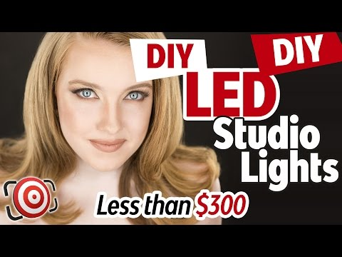 clips diy leds lighting lights photography