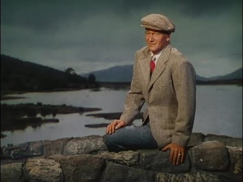 The Quiet Man (1952) Location - Derryerglinna, Co  Galway, Ireland