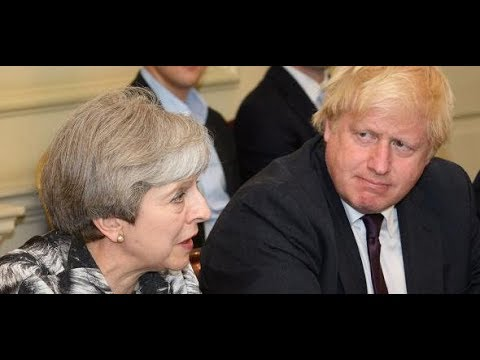 Großbritannien: Boris Johnson gegen Theresa May - e ...