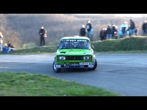 A123 Teszt Rallye az RRC kupáért 2016.The Movie-Lepold Sportvideo