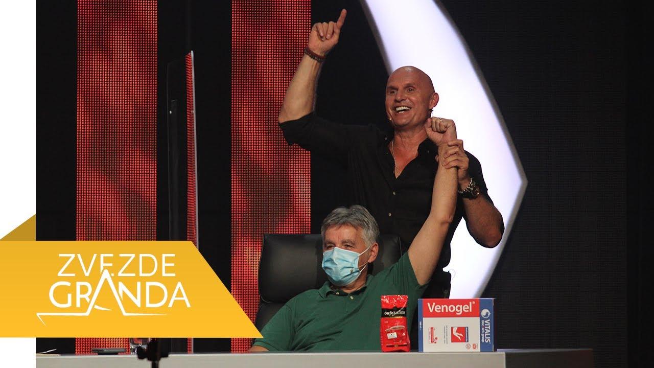 Marina Radosavljević i Aleksandar Ranković – (07. 11.) – četrdeset prva emisija – dueli