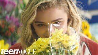 Video Watch Chloe Grace Moretz Spend a Day in Brooklyn, New York | Teen Vogue MP3, 3GP, MP4, WEBM, AVI, FLV Januari 2018