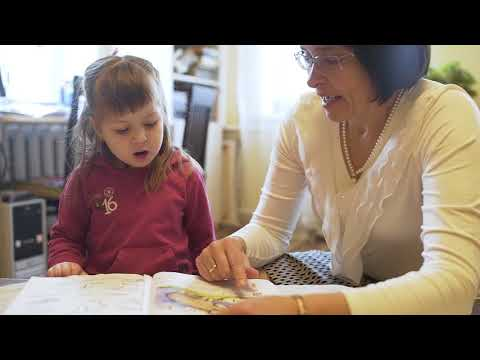 Вчимося читати. Буква Б. Послідовність у навчанні читання