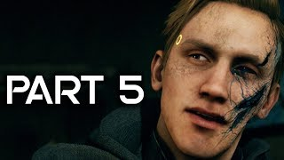 Detroit Become Human Gameplay Walkthrough Part 5 - On The Run - FULL GAME! (PS4 PRO Detroit)