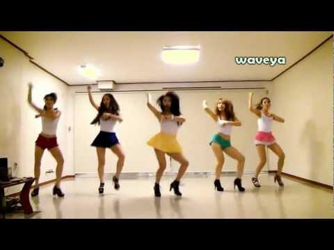PSY GANGNAM STYLE… Meninas dançando,
