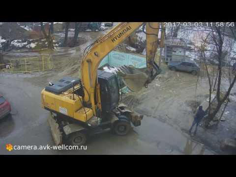 Авария в Котельниках
