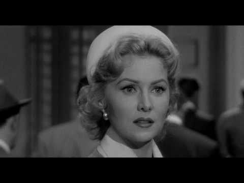 The Killer Is Loose (1956) - Courtroom Scene