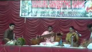 Hymavathi Ragam&Tanam By Veena Srinivas.flv