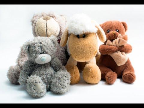 How to Make a Stuffed Animal - Stuffed Animals DIY