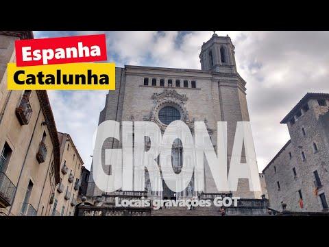 Girona - Locais das Gravações de Game of Thrones
