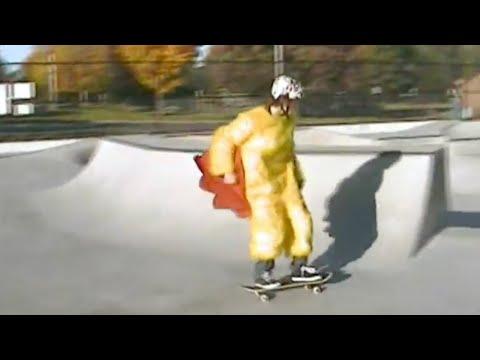 Olney skatepark halloween sesh!