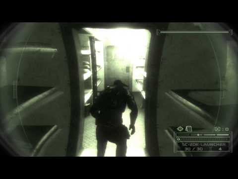 splinter cell chaos theory gamecube cheats