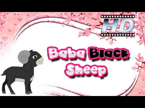 Baa Baa Black Sheep   Nursery Rhyme   For Kids