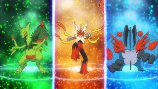 Pokémon Omega Ruby and Pokémon Alpha Sapphire Animated Trailer