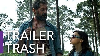 First things first, this movie looks awesome. Granted so did The Wolverine..... Adam breaks down the Logan trailer the same way he always does; with terrible...