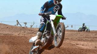 4. 2016 Kawasaki KX450F Review