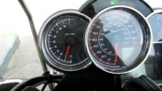 10. Warmed-up Breva 1100
