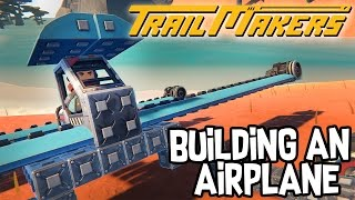 THE NEW SCRAP MECHANIC??! - TRAILMAKERS!! #1