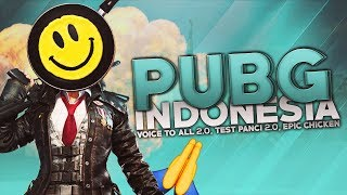 Download Video PUBG Indonesia - Voice to All 2.0, Test Panci 2.0, Epic Chicken Dinner MP3 3GP MP4