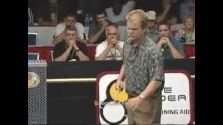 CJ Wiley Versus Earl Strickland At The US OPEN 9-Ball Championship