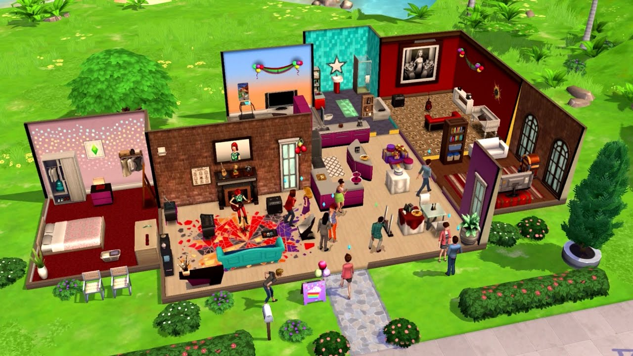 The Upcoming The Sims Mobile Seems Focused On Stories