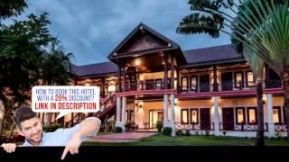 Ban Dondet Laos  City new picture : Little Eden Hotel, Ban Dondét, Laos, HD Review