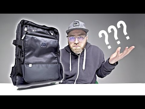 You've Been Sitting On Your Backpack Wrong (видео)