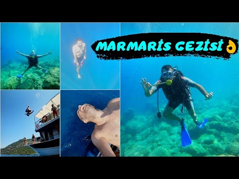 Aven Camp ile Scuba Diving - Marmaris