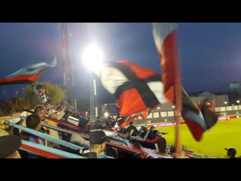 HInchada de Brown de Adrogue en Caseros vs Sarmiento (Copa Argentina 2017) Video 3 - Los Pibes del Barrio - Brown de Adrogué