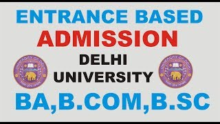 HELLO DOSTO IS VIDEO ME APP JANIYE KI KAISE DELHI UNIVERSITY ME UG PROGRAM ME ADMISSION LE SAKTE HAIN .