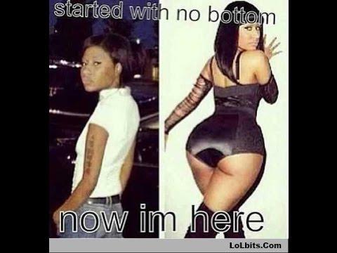 Download Video Nicki Minaj Before And After Transformation