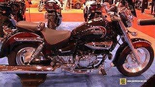 3. 2013 Hyosung Aquila GV250 - Walkaround - 2015 Toronto Motorcycle Show
