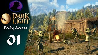 *Note*  Dark And Light is currently in Steam Early Access!Let's Play Dark And Light in Steam Early Access a bit!  It starts off with you choosing which area/race you want to start off in/as.  After the choice is made, you are thrown into a city and from there, you find your way outside, and start your adventure.  While it's admittedly no where near done, there seems to be enough here for hours of enjoyment.  The developers are actively looking for feedback and direction for their development of the game.  They want to work on the things their player base deem most important and listen to the players.  Good to see a developer with that attitude.  :)_____________________________________________________________For all you social media junkies out there you can find me On :Twitch : http://twitch.tv/bumpymcsquigumsgamingThe Phreak Show On Steam  : http://steamcommunity.com/groups/ThePhreakShowFacebook : https://www.facebook.com/bumpymcsquigumsgamingTwitter : https://twitter.com/BumpyMcSquigumsPatreon : https://www.patreon.com/bumpymcsquigumsOutro Music Provided To Me By Breakdown Epiphanies! Check Out Breakdown Epiphanies On Soundcloud : https://soundcloud.com/breakdownepiphaniesBreakdown Epiphanies Business Contact E-mail :breakdownepiphanies@gmail.com_____________________________________________________________Where To Get Dark And Light : http://store.steampowered.com/app/529180Dark And Light Early Access Playlist : https://www.youtube.com/watch?v=VwNOOQXcJU8&list=PLtzgP48ATFJC-yCkVyxHyWU5qiqy04fyvDark And Light Website : http://www.playdnl.com/Dark And Light Developer Snail Games USA's Website : http://games.snail.com/