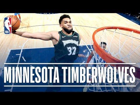 Video: Best of the Minnesota Timberwolves! | 2018-19 NBA Season