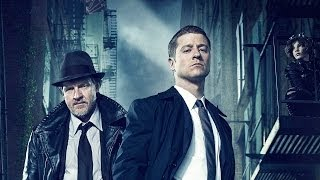 Gotham Trailer English Series