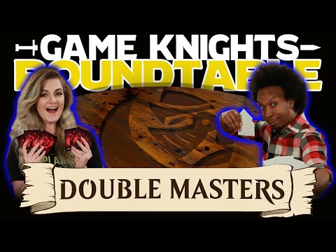 Game Knights: Roundtable – Double Masters | #05 | Magic: the Gathering Commander / EDH