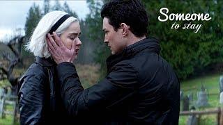 Nick and Sabrina || Someone to stay